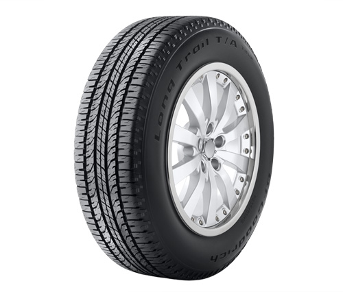 BF Goodrich Long Trail T/A Tour 225/65R17 tires