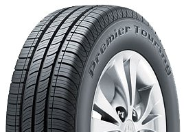 BF Goodrich Premier Touring 215/65R16 tires