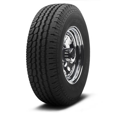 BF Goodrich Radial Long Trail T/A LT245/75R16/10 tires