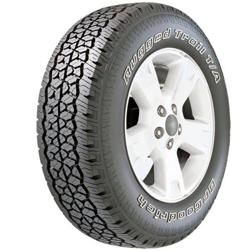 BF Goodrich Rugged Trail T/A LT245/75R17/10 tires