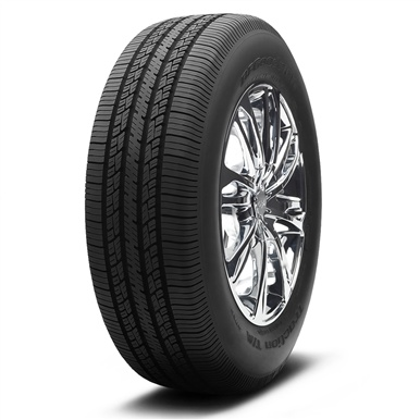BF Goodrich Traction T/A SPEC P215/60R17 tires
