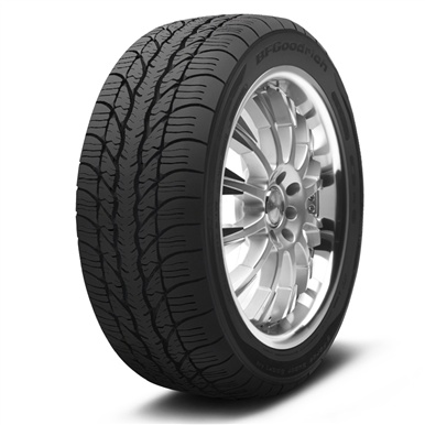 BF Goodrich g-Force Super Sport A/S 245/40ZR18 tires