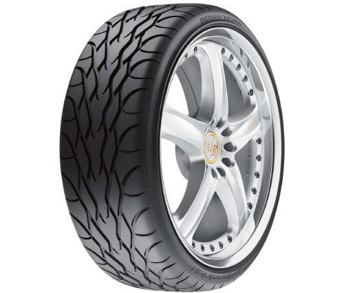 BF Goodrich g-Force T/A KDW 265/50R20/XL tires