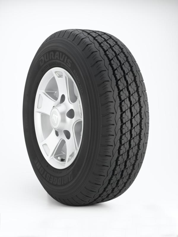 Bridgestone Duravis R500 HD LT225/75R16/10 tires
