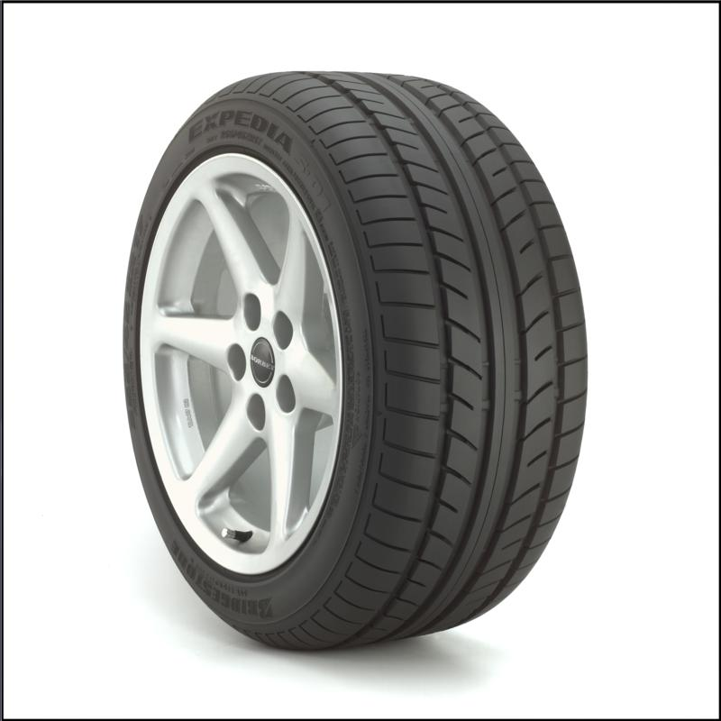 Bridgestone Expedia S-01 225/40ZR18 tires