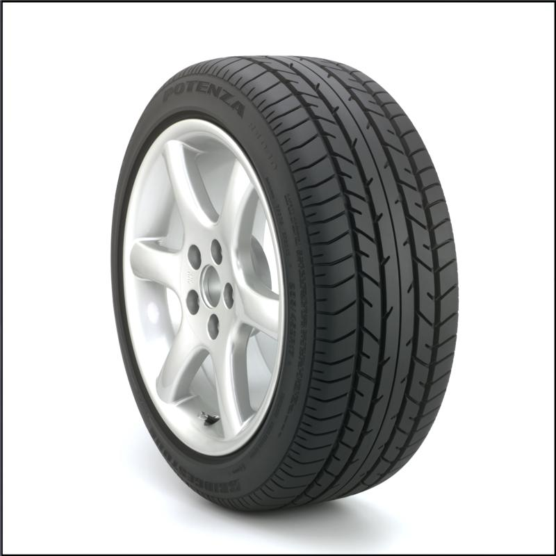 Bridgestone Potenza RE030 235/45ZR17 tires