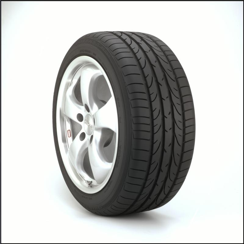 Bridgestone Potenza RE050 255/45R18 tires