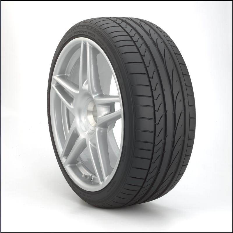 Bridgestone Potenza RE050A 295/35ZR18 tires