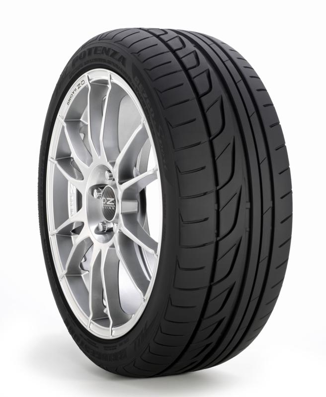 Bridgestone Potenza RE760 Sport 205/55R16 tires