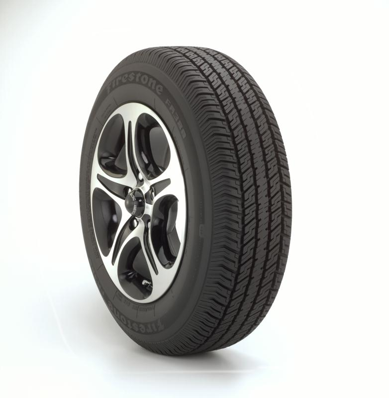 Firestone FR380 P215/65R15 tires