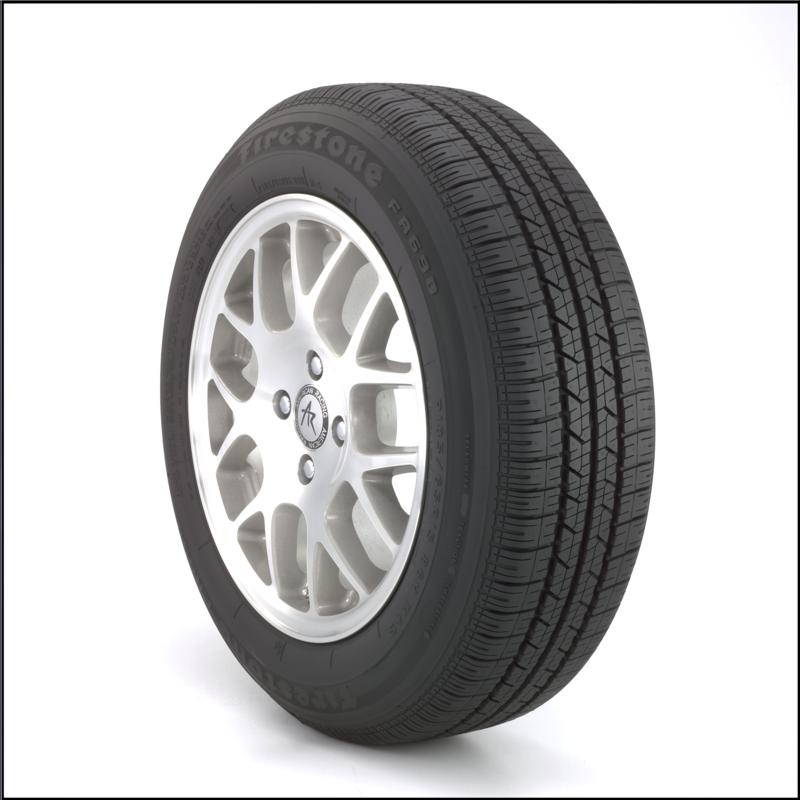 Firestone FR690 P215/65R16 tires