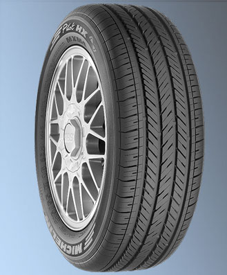 Michelin Pilot MXM4 P255/45R17 tires