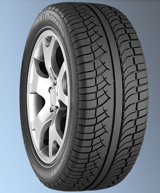 Michelin 4X4 Diamaris 295/30ZR22XL tires