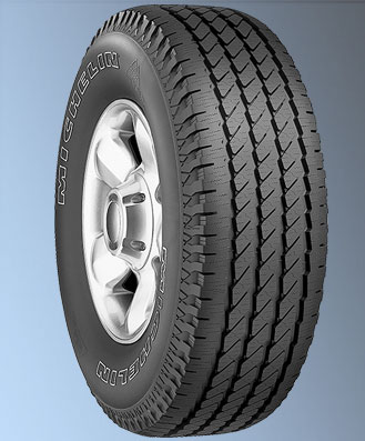 Michelin Cross Terrain SUV P225/65R17 tires
