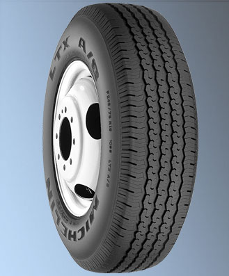 Michelin LTX A/S P255/70R18 tires