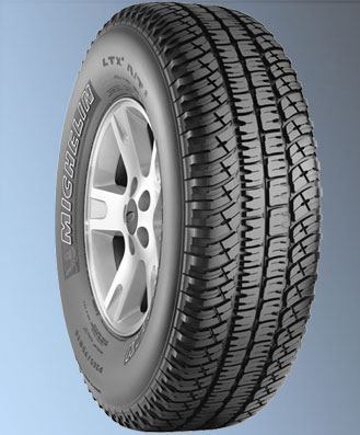Michelin LTX A/T2 P245/75R16 tires