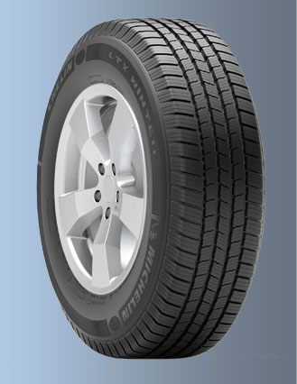 Michelin LTX Winter LT245/75R16/10 tires