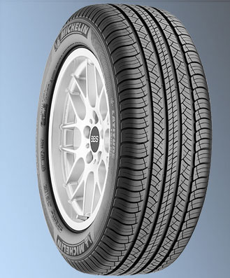 Michelin Latitude Tour HP 235/55R17 tires
