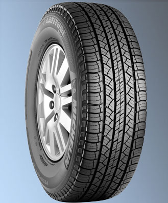 Michelin Latitude Tour P275/55R18 tires