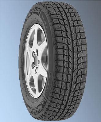 Michelin Latitude X-Ice 265/70R15 tires