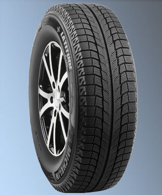 Michelin Latitude X-Ice Xi2 225/65R17 tires
