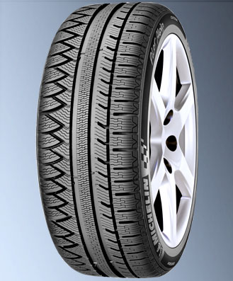Michelin Pilot Alpin PA3 235/40R18XL tires