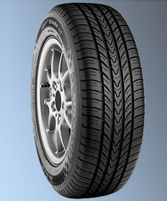 Michelin Pilot Exalto A/S 185/60R14 tires