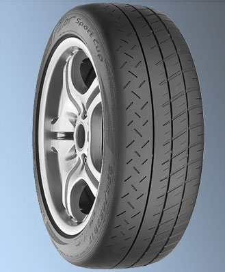 Michelin Pilot Sport Cup 235/40ZR18 tires