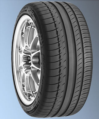 Michelin Pilot Sport PS2 235/40ZR18 tires
