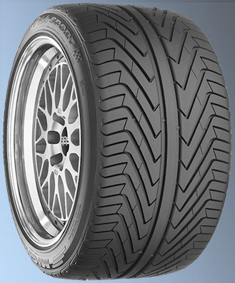 Michelin Pilot Sport 225/40ZR18 tires