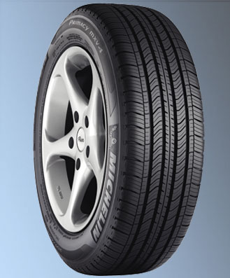 Michelin Primacy MXV4 245/45R20 tires