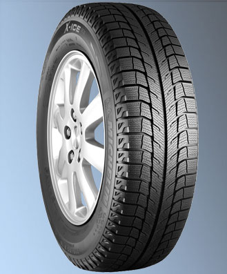 Michelin X-Ice xi2 225/40R18XL tires