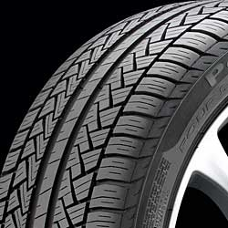 Pirelli P6 Four Seasons P255/45R18 tires
